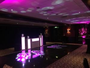 FINCH discoteam bruiloft DJ show Groot Kievitsdal Baarn