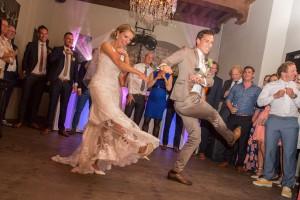 FINCH discoteam bruiloft DJ show Slot Moermond, Renesse