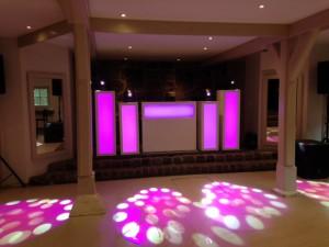 FINCH discoteam bruiloft DJ show Puur Kloosterhoeve, Harmelen - Woerden 3