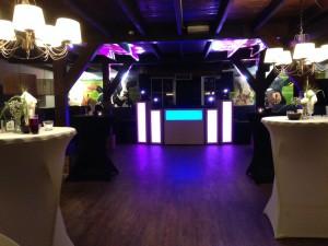 bruiloft DJ show Hoeve Landzicht, Nieuwer ter Aa